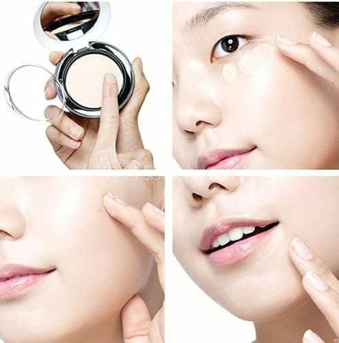 Cách dùng phấn phủ Hàn Quốc Riori Powder Pact hiệu quả nhất