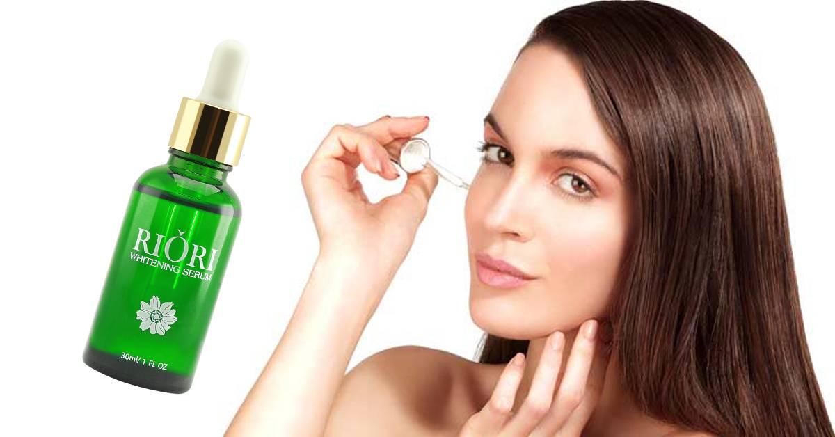 Công dụng tuyệt vời của Serum dưỡng trắng da mặt Hàn Quốc Riori Whitening Serum