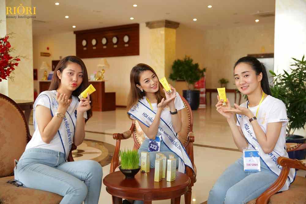 Kem chống nắng vật lý và hóa học Riori Sun Cream chống nắng toàn thân tốt nhất hiện nay