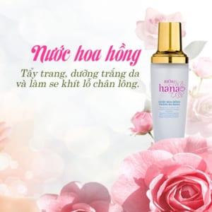 Nước hoa hồng Toner Riori