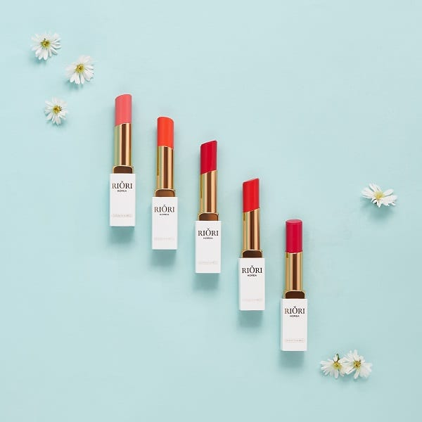 Son dưỡng môi cao cấp không chì Riori Lipstick