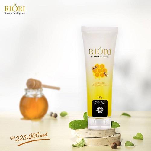 Tẩy tế bào chết Riori Honey Scrub