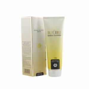 Sữa Rửa Mặt Thảo Dược Riori Herbal Cleanser