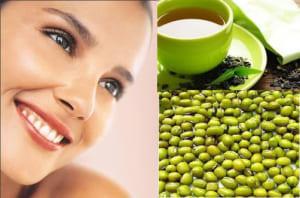 [Bí Quyết Làm Đẹp] 4+ Cách trị nám da tại nhà hiệu quả từ bột đậu xanh