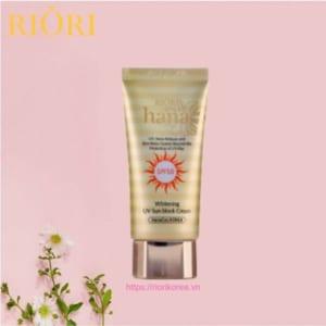 Kem Chống Nắng Whitening UV Sun Block Cream Riori
