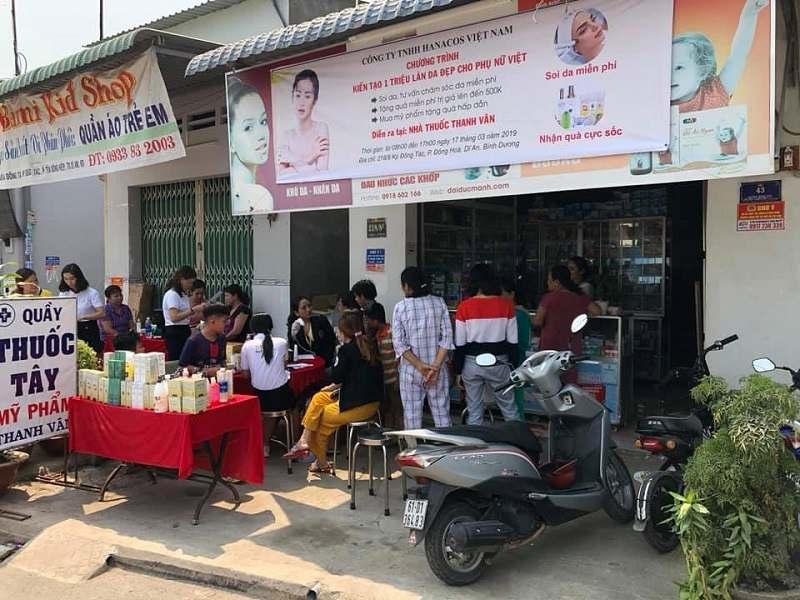 Riori tổ chức sự kiện soi da và tư vấn chăm sóc da miễn phí