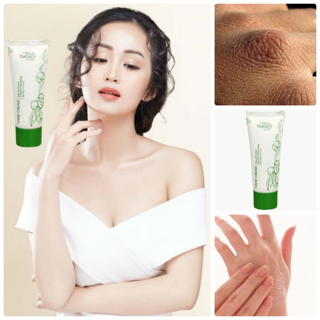 Kem dưỡng da tay Hand Cream Riori