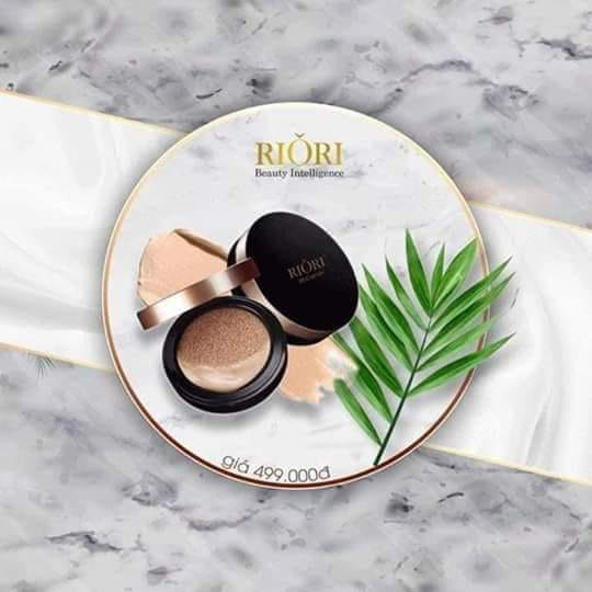 Phấn nước Miracle BB Cushion Riori
