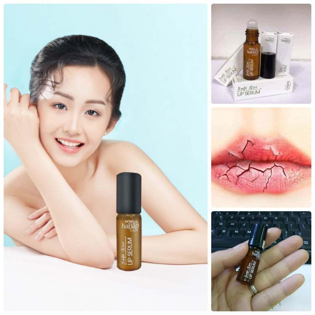 Serum dưỡng môi Lip Serum Riori dưỡng môi hồng cải thiên tình trạng thâm môi