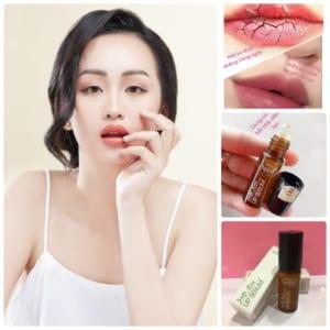 Serum dưỡng môi Riori rất giàu dưỡng chất cho đôi môi luôn đẹp & quyến rũ