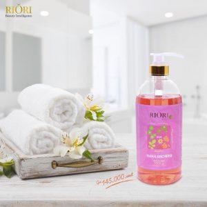 Sữa tắm hoa hồng Gel Rose Riori